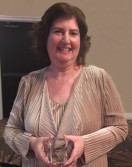 Partner Laurie Poole is recognized for generosity transitioning CAI-SD Presidency