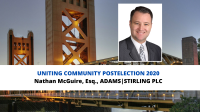 ADAMS | STIRLING and CLAC Chair Nathan McGuire to present healing session to CNC