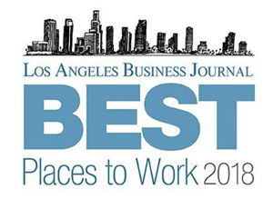 Adams Stirling Named a Best Place to Work in LA!