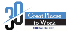 Adams Stirling featured in CIO Bulletin's annual 30 Great Places to Work!