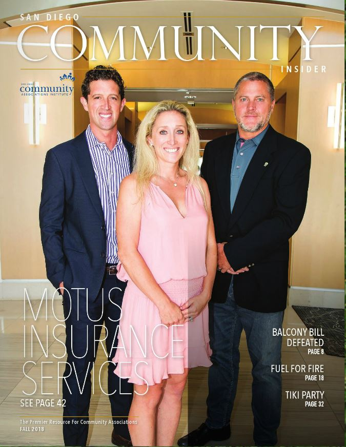 Adams Stirling makes a splash in CAI-SD's Fall Community Insider magazine