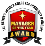 Manager of the Year Contest